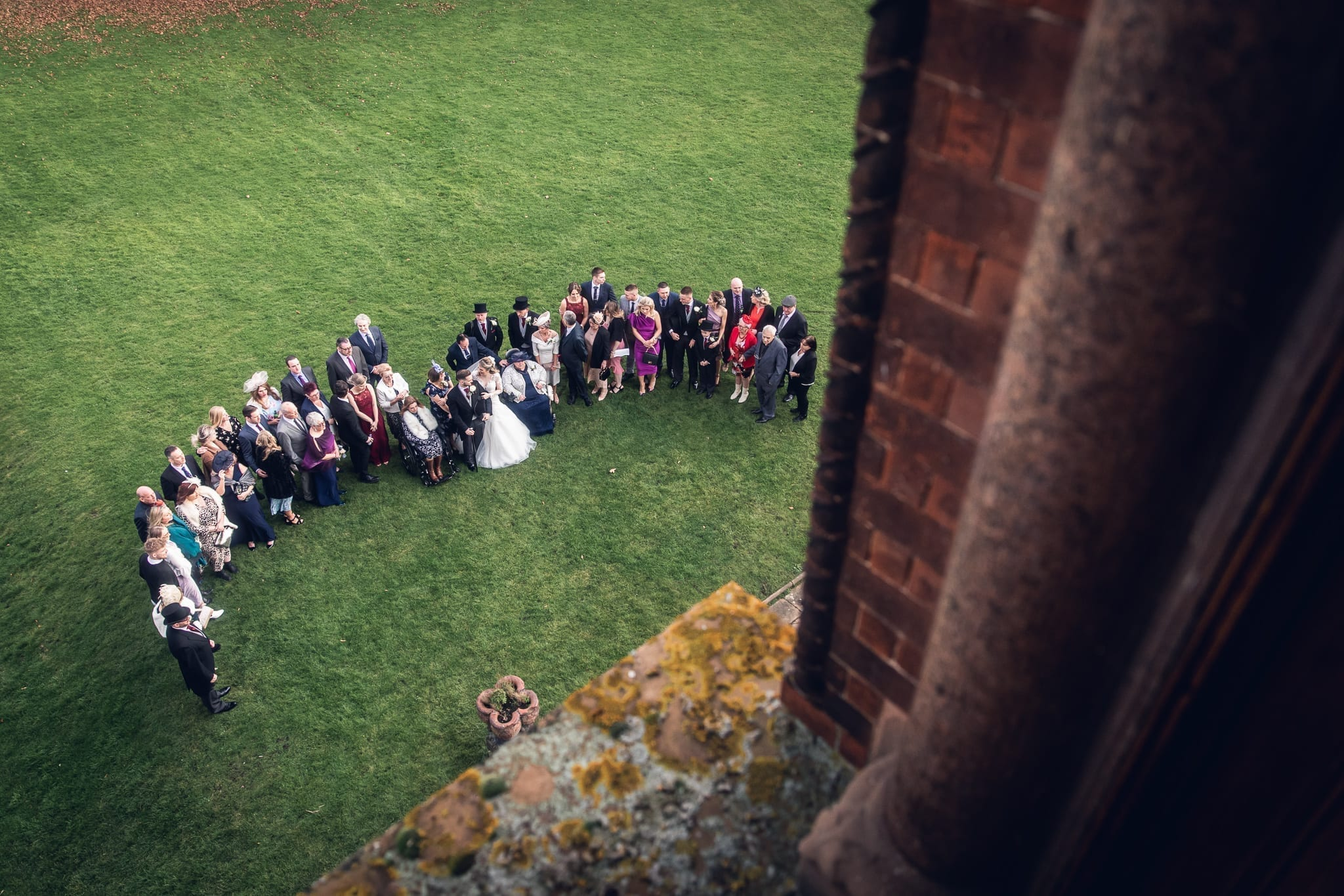 Kelham Hall wedding