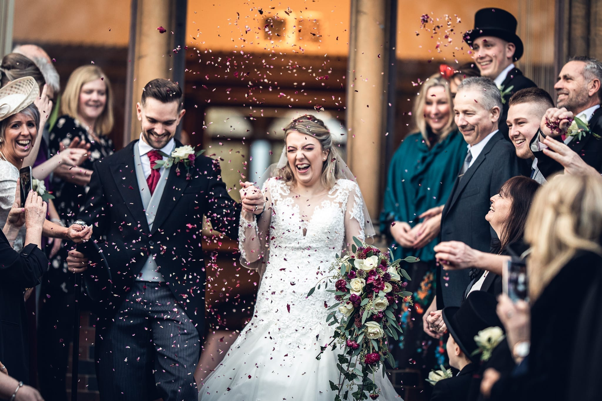 Kelham Hall wedding photographer